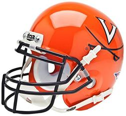 Schutt NCAA Virginia Cavaliers Collectible Alt 1 Mini Helmet