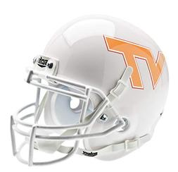 NCAA Virginia Tech Hokies Collectible Alt 7 Mini Helmet, Whi
