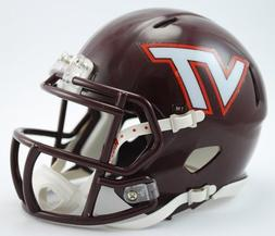Riddell NCAA Virginia Tech Hokies Speed Mini Helmet
