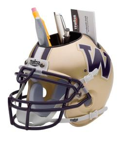 NCAA Washington Huskies Mini Helmet Desk Caddy