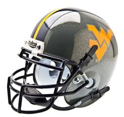 NCAA West Virginia Mountaineers Collectible Alt 1 Mini Helme