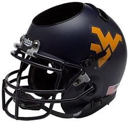 NCAA West Virginia Mountaineers Mini Helmet Desk Caddy