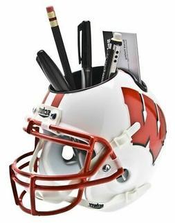ncaa wisconsin badgers mini helmet