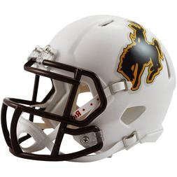 NCAA Wyoming Cowboys Speed Mini Helmet