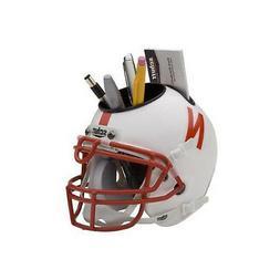 Nebraska Cornhuskers  NCAA Football Schutt Mini Helmet Desk