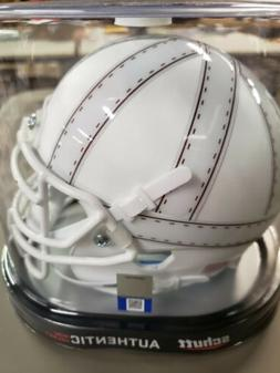 Nebraska Huskers 2018 Schutt Alternate Mini Helmet NEW