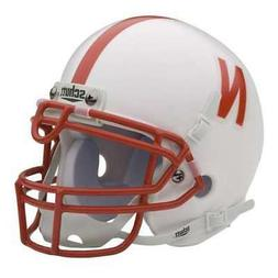 Nebraska Huskers Schutt Mini Helmet