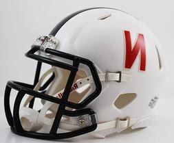 Nebraska Huskers Speed Mini Helmet - Alt White