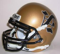 Nederland Bulldogs High School Mini Helmet - Nederland, TX