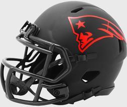 New England Patriots Eclipse Alternate Riddell Speed Mini He