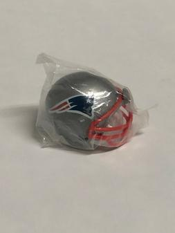 New England Patriots Mini football helmet in plastic NEW