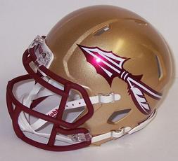 New Florida State Seminoles NCAA Speed Riddell Mini Football