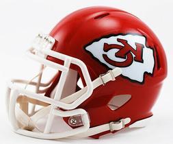 New Kansas City Chiefs NFL Licensed Riddell Speed Riddell Mi