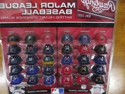 "NEW Rawlings MLB Official 1.5"" Mini Baseball Batting Helmet"