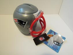 NEW NFL New England Patriots Mini Helmet Plastic Bank by Fan