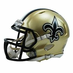 New Orleans Saints Riddell NFL Mini Speed Replica Football H