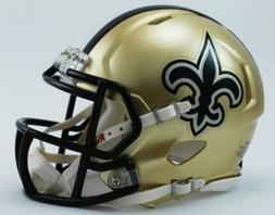 New Orleans Saints NFL Speed Replica Mini Football Helmet Ri