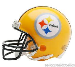 NEW PITTSBURGH STEELERS 75th Anniversary MINI FOOTBALL HELME