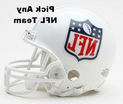 NEW RIDDELL MINI REPLICA NFL FOOTBALL HELMET HELMETS - 32 Te