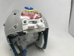 New Schutt Vengeance DCT Grey Adult Small Football Helmet No
