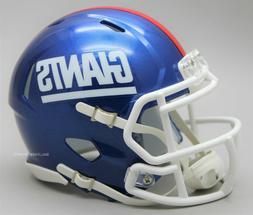 NEW YORK GIANTS  Riddell Speed Mini Helmet