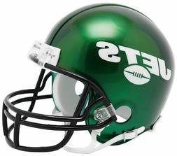 New York Jets NFL VSR4 Style Replica Mini Football Helmet Ri