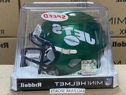 NEW YORK JETS  Riddell Speed Mini Helmet