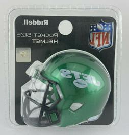 NEW YORK JETS - Riddell Speed Pocket Pro Mini Helmet