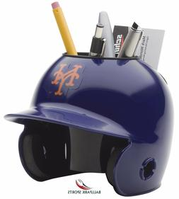 new york mets mini batters helmet desk