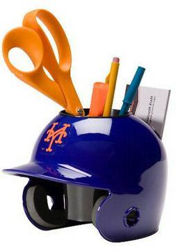 New York Mets MLB Baseball Schutt Mini Batting Helmet Desk C