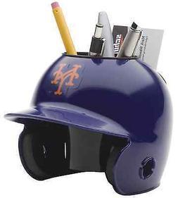 NEW YORK METS MLB Schutt MINI Baseball Batter's Helmet DESK