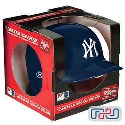 New York Yankees MLB Rawlings Mini Replica Baseball Helmet