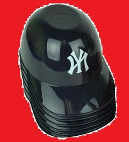 New York Yankees Official MLB 8oz Mini Baseball Helmet Ice C