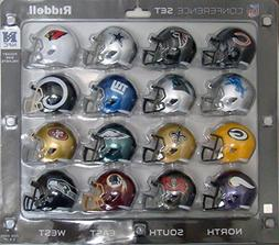 2018 NFC Conference Pocket Pro Size Speed Mini NFL Helmets S