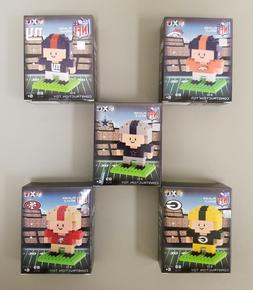 NFL 3-D Construction Toy Player BRxLZ set - PICK TEAM