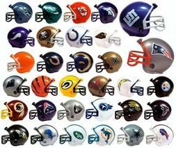 NFL 32 TEAM  MINI MICRO FOOTBALL HELMET SET made by RIDDELL