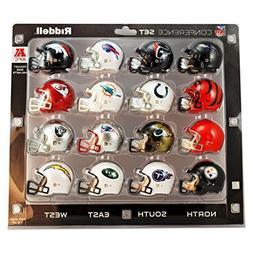 NFL AFC Conference Pocket Size Helmet Set