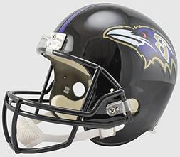 NFL Baltimore Ravens Deluxe Replica Football Helmet