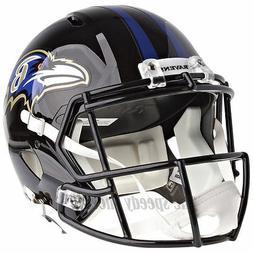 Riddell NFL Baltimore Ravens Full Size Replica Speed Helmet,