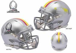 NFL Pro Bowl 2018 Riddell Revolution Speed Mini Helmet