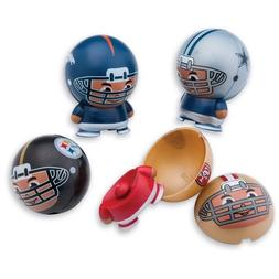 NFL Buildable Figurines - Sports Team Collectibles - 25 Per