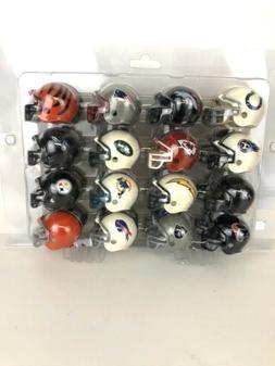 NFL COLLECTIBLE MINI FOOTBALL HELMET COMPLETE SET 32 TEAMS 2