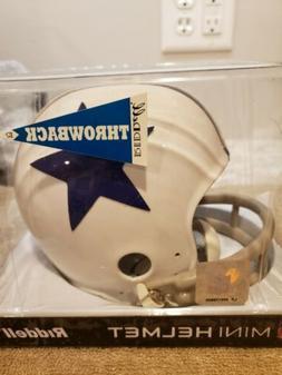a847679b Riddell NFL Dallas Cowboys Throwback 2-...