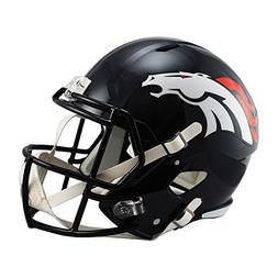 Riddell NFL Denver Broncos Full Size Replica Speed Helmet, M