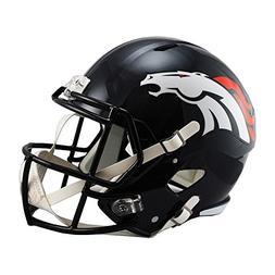 Riddell NFL Denver Broncos Full Size Replica Speed Helmet, M