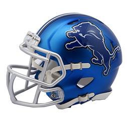 Riddell NFL Detroit Lions Alternate Blaze Speed Mini Helmet