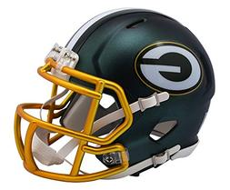 Riddell NFL Green Bay Packers Alternate Blaze Speed Mini Hel