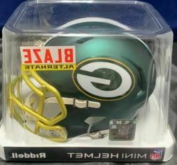NFL Green Bay Packers Riddell Mini Football Helmet  New RARE