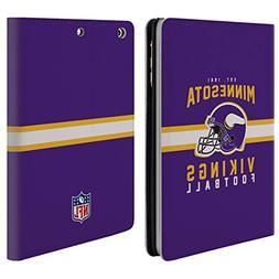 Official NFL Helmet Typography 2018/19 Minnesota Vikings Lea