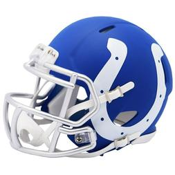 Riddell NFL Indianapolis Colts AMP Alternate Speed Mini Foot